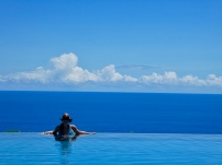 Infinity pool at Alila Villas Uluwatu