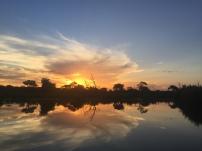 Sunset at Marataba