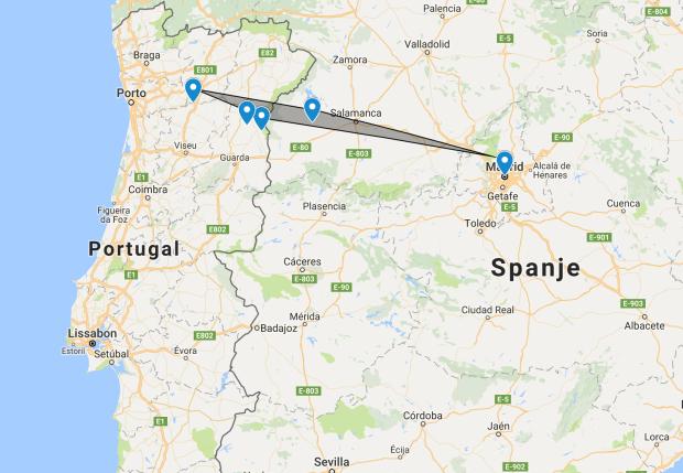 Shortbreak Spain & Portugal
