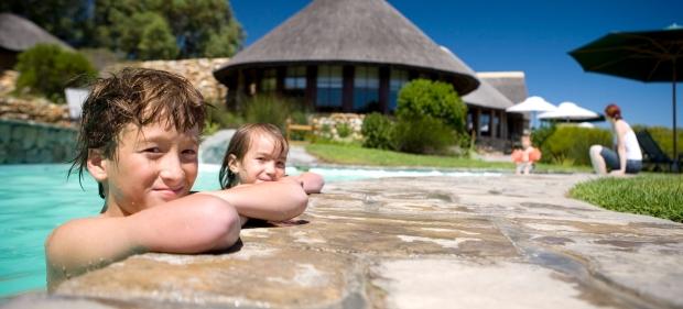 Grootbos Garden Lodge Pool